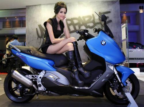 SPG BMW C600 Sport Di bangkok Motor Show.jpg