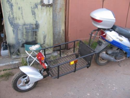Самоделки своими руками для скутеры